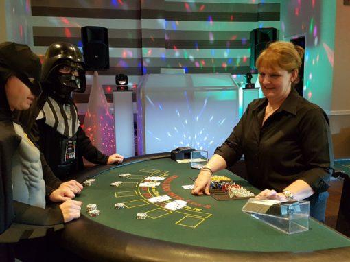 Casino Night: Longton VM Sports & Social Club