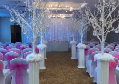 A Fairy Tale Wedding at Barton Grange Hotel, Preston