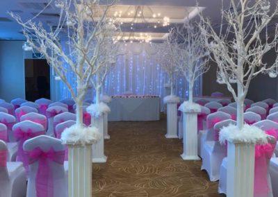 A Fairy Tale Wedding at Barton Grange Hotel, Preston